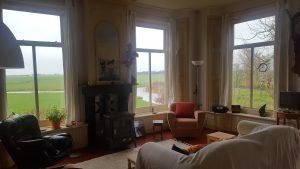 Sfeervolle woonkamer – Pronkkeamer Skrins   Sfeervol vakantiehuis